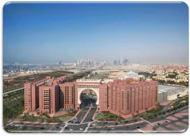 Video: Battuta Gate Complex in Dubai, UAE